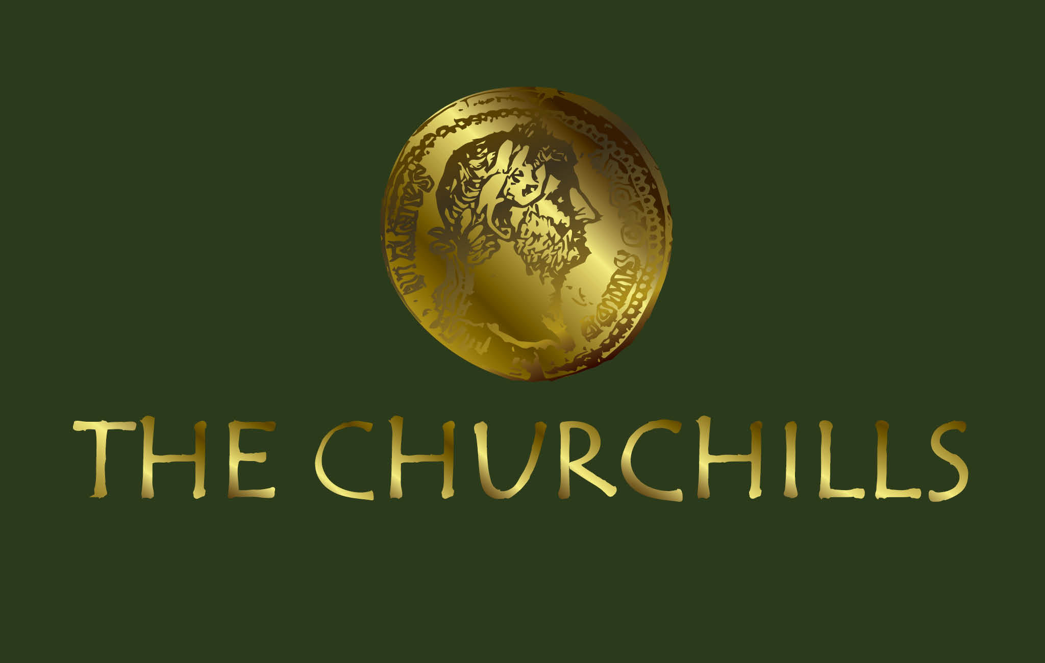 The Churchills property development logo