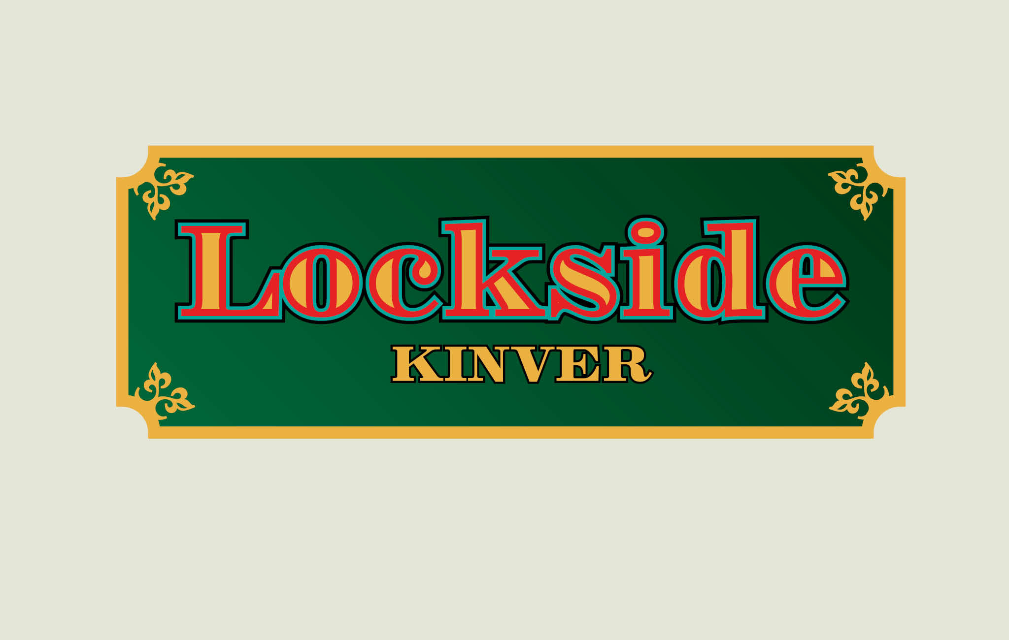 Lockside Kinver brand logo