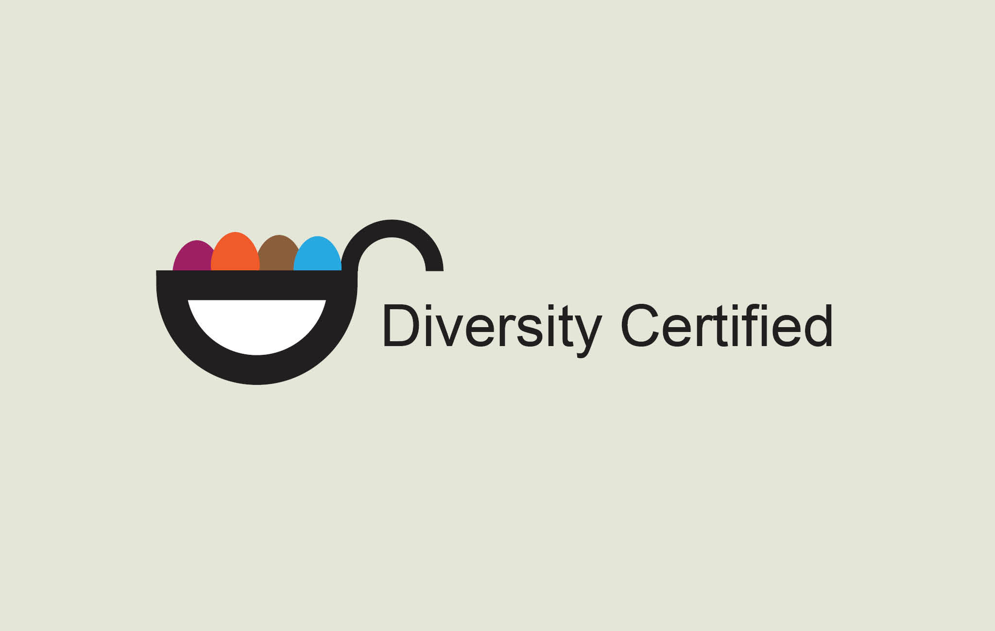 Brand logo for Diversity Certified